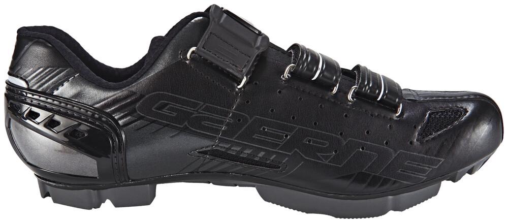 Chaussures Gaerne Noir Avec Velcro Pour Les Hommes PDD0Y1JGe1